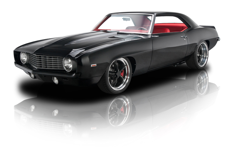 RESTOMOD CAMARO Replica, Brand New Muscle Car, 1967, 1968